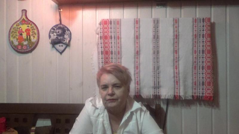 Ольга Сергеевна Соина читает три стихотворения А. Блока
