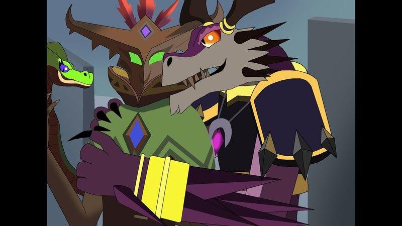 Paladins 25. Это наша... ► С Черной Дракон и Anzu