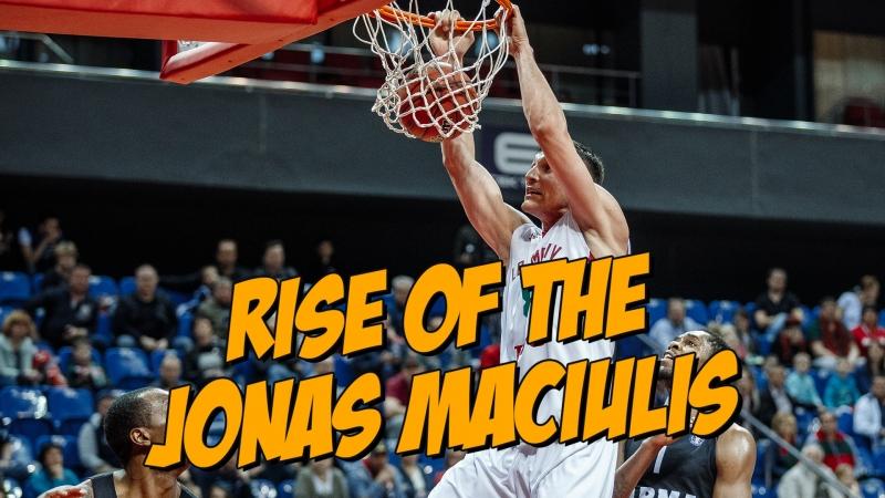 Возрождение Йонаса Мачюлиса: 13 очков, 12 подборов и 25 эффективность против «ПАРМЫ»