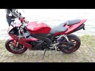 Yamaha R1 A_amp;R Race Baffle