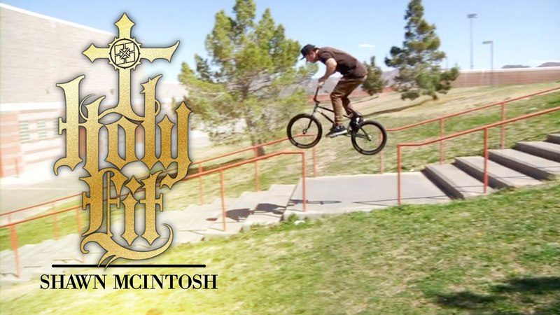 Shawn McIntosh - Holy Fit