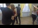 Бачата, начально-средняя группа, Лиза Ригондю @ Salsa Cubana Novosibirsk
