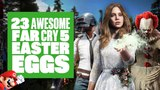 23 Far Cry 5 Easter Eggs You Might Have Missed - Super Mario Bros, PUBG, IT and MORE!
