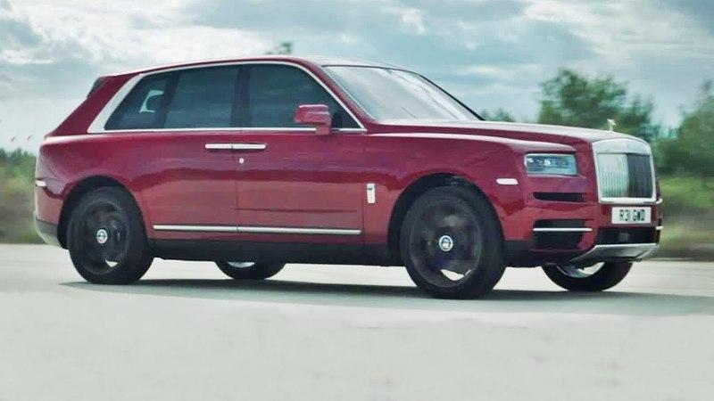 2019 Rolls Royce Cullinan SUV - FULL REVIEW!!