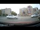 ДТП 07.10.2017 г.Белорецк пересечение улиц Ф.Алексеева и 50 Лет Октября