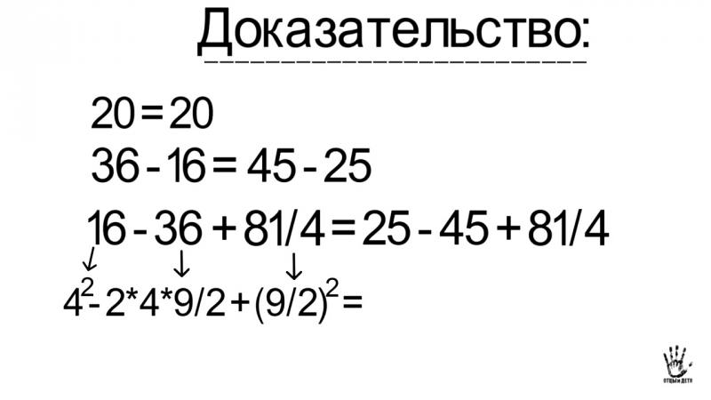 [Хочу Стать Умнее] 22=5? Математический фокус (Два плюс два равно пять)