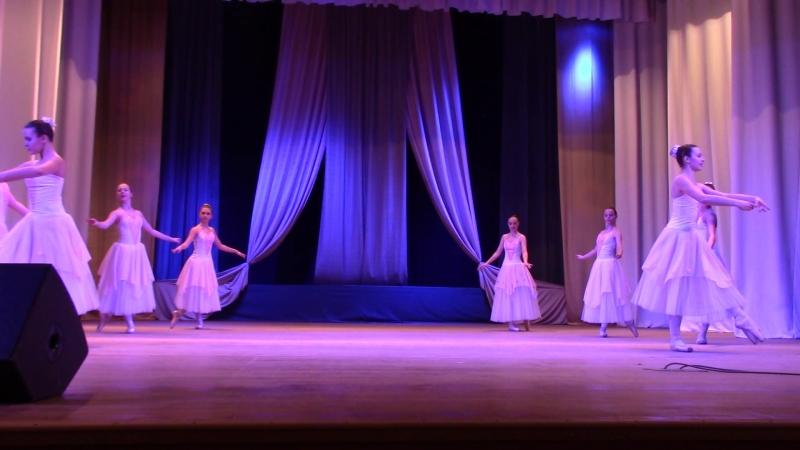 Вальс Отчетный концерт ДК МГОКа 16/03/18