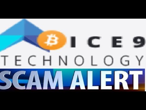 Ice9 Technology Review Trading Software - Binary Options Scam App (Proof)