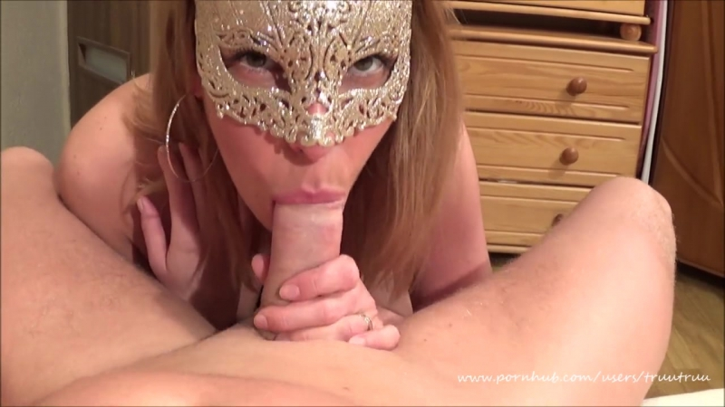 Young Milf Surprised Her Husband and He Filled her Pussy a Big Load of