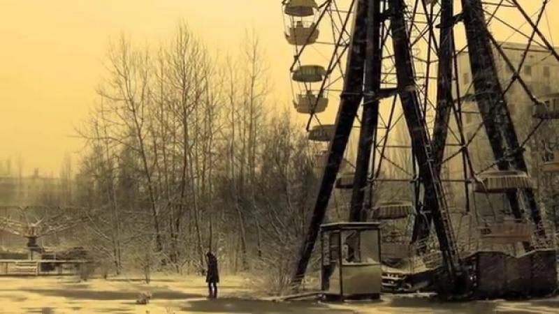 АняАндрей своим ходом Припять город без людей Pripyat Chernobyl
