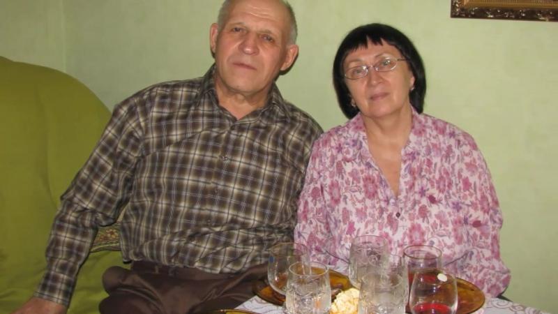 Ивовая свадьба моих любимых родителей