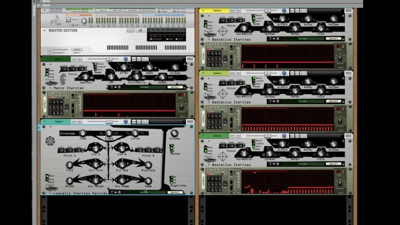 Noise Engineering Reason Rack Extension Synth Bundle 1