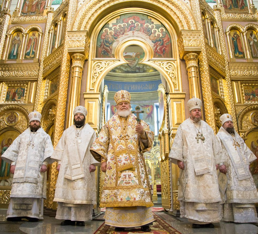 Рождественское послание Высокопреосвященнейшего Сергия, Митрополита Самарского и Тольяттинского, Преосвященным Архипастырям, боголюбивым пастырям, монашествующим и мирянам Самарской Митрополии Русской Православной Церкви.