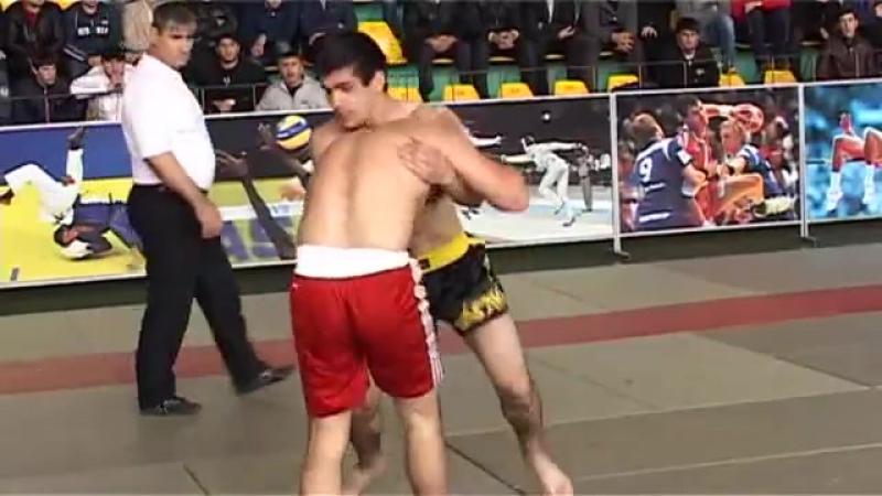 Камиль Алиметов - Тагир Магомедов