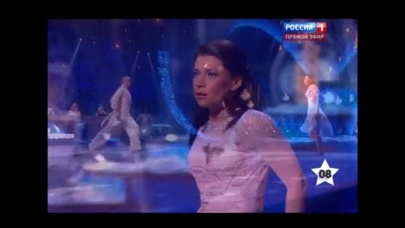 Екатерина Волкова и Михаил Щепкин - Полуфинал (Танцы Со Звездами)
