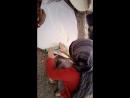 лепёшка по рецепту бедуинов