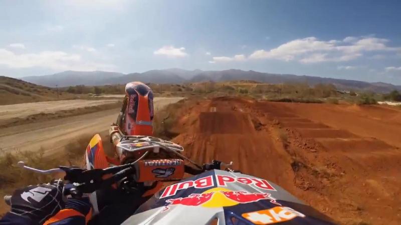 Just a little bit of quality motocross