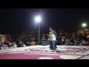 Восточные танцы в деревне бедуинов