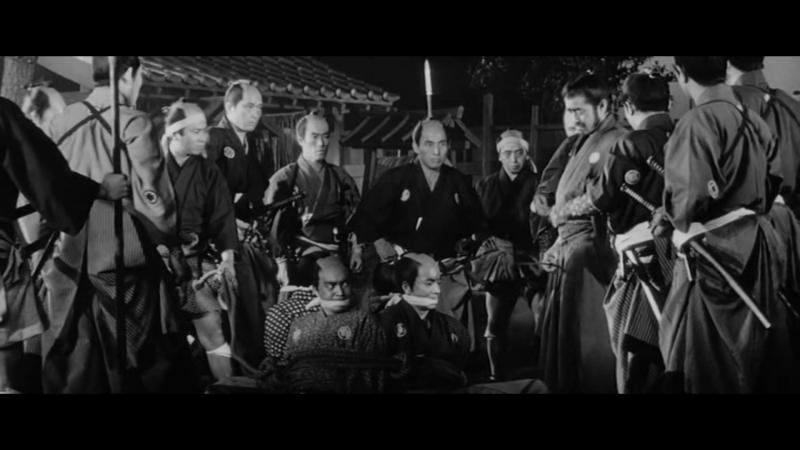 Телохранитель 2:Отважный Сандзюро/Tsubaki Sanjûrô(1962)