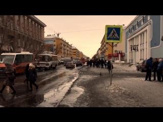 #ХэлоуВоркута | Воркута , первый день весны