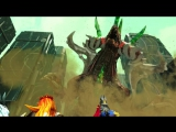 KaijuKeizer Погоня за Мегамонстрами УльтраРубеж Daikaiju Rush Ultra Frontier (2013) ep12 rus sub