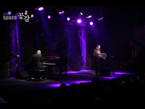Milonga de mis Amores - Pasquale Stafano piano Gianni Iorio bandoneon - 재즈 EBS 스페이스