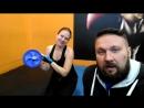 Детское упражнение из садика...@tatyana_nadzha vkovalsky alexfitnessveteranov alexfitness ролик