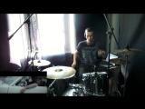 Диана Арбенина и Ночные Снайперы Разбуди меня (Drum cover by Nikita.Bondarchuk