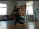 Jazz choreography by Christine Olsen