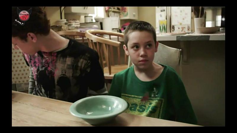 За столом ♛ Shameless / Бесстыдники (Vk Coub Tv) 1 сезон, 1 серия