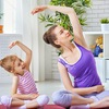 Детская йога + английский в Волгограде