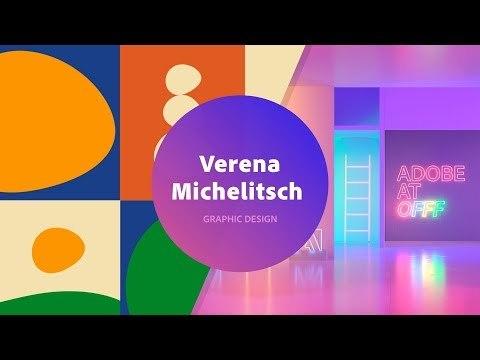 Verena Michelitsch - Graphic Design | Live from OFFF 2018