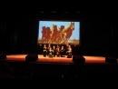 Тувинский танец Скачки
