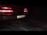 Звук выхлопа Acura Legend 3.2. 1992