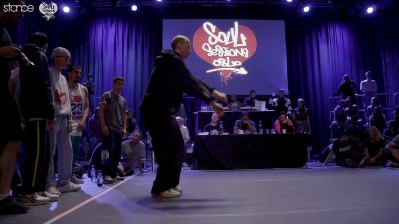 Boogie Boy Dre vs Paradiso (hip hop semi) .stance Soul Sessions Oslo 2018 | Danceproject.info