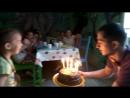 День рождения 6лет