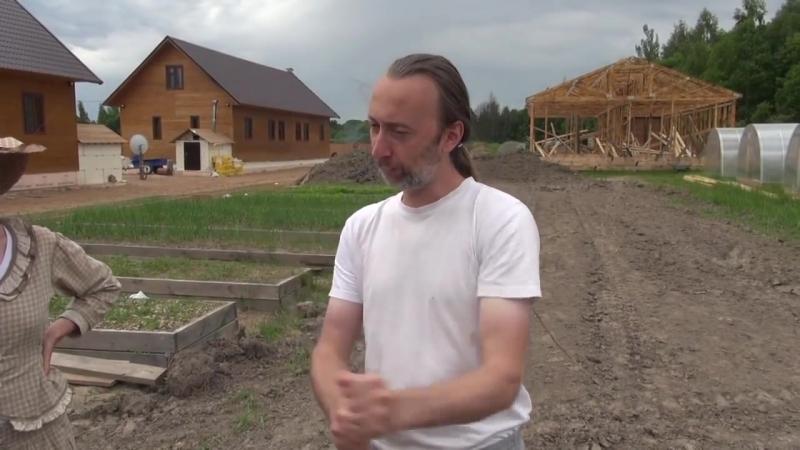 Иван Царевич и Сказочная Русь в гостях у Фролова Ю.А. в Пушкинских Горах