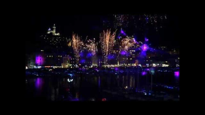 Soirée d'ouverture MP2018 Quel Amour ! Vieux-Port de Marseille