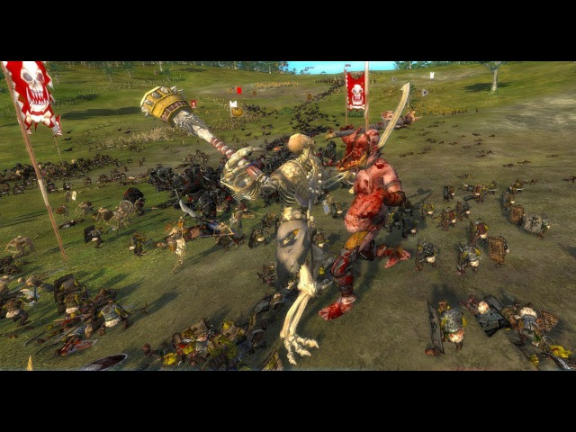 Call of Warhammer: Beginning of the End Times - 3v3 Field Battle