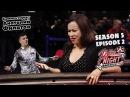 Тилли слила кучу денег в покер, не моргнув и глазом. Покер на реальные деньги s5 ep2