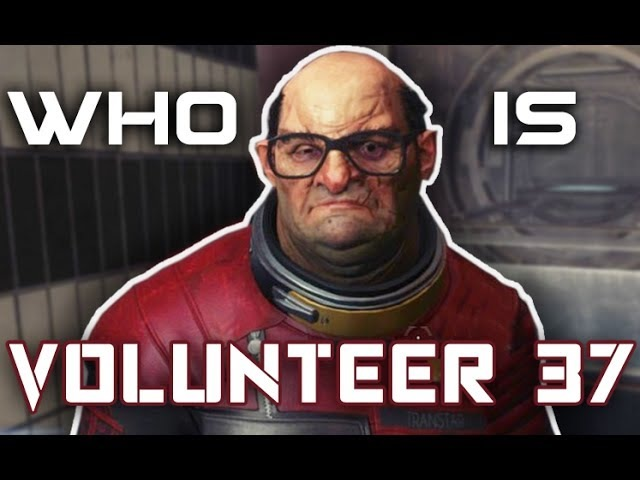 Prey: Who is Volunteer 37? | Point of Interest