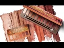 Naked Petite Heat 6 All New Matte Shades Inspired by Naked Heat Urban Decay