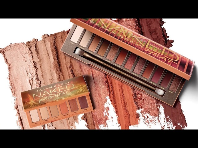 Naked Petite Heat | 6 All-New Matte Shades Inspired by Naked Heat | Urban Decay