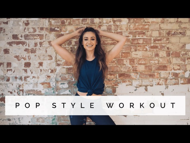 FULL BODY DANCE WORKOUT | Danielle Peazer