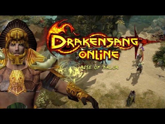 Drakensang Online - Rise of Balor Lor Tac Trailer