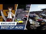 AUDI - The best moment of DTM season 2017