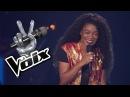Шоу Голос Канада Квебек 2018 Келли Бадо с песней Влюбляюсь The Voice Canada Quebec