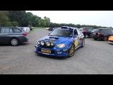 EPIC Scooby! Subaru Impreza WRX STI fully specced World Rally Car WRC replica!