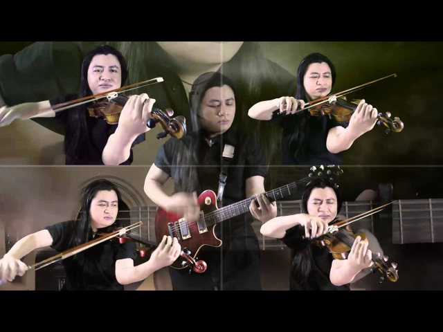 The Elder Scrolls III: Morrowind - Main Theme (Rock Violin Guitar) || String Player Gamer