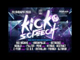PR1ME hardcore dj set at Kick n Screech party